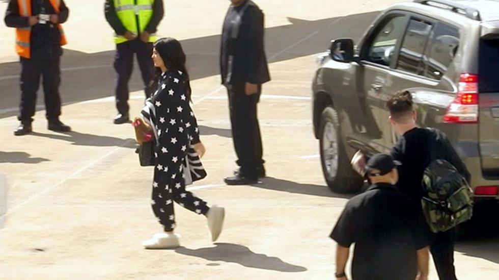 Kylie Jenner se fue del Cusco sin conocer Machu Picchu - 1