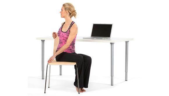 Mantente en forma desde la comodidad de tu escritorio