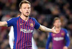 Barcelona: Rakitic abre la puerta a la MLS y espera una llamada de David Beckham