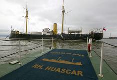 El Huáscar llegó al Perú: el rompecabezas que nos recuerda al buque insignia de nuestra historia