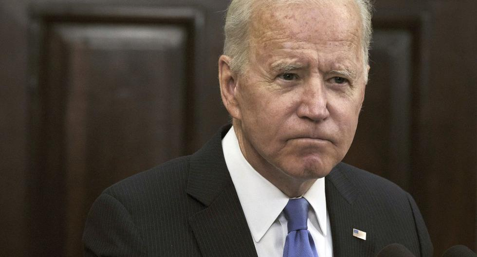 Joe Biden's bad week: gasoline shortages, unemployment and internal tensions in the US