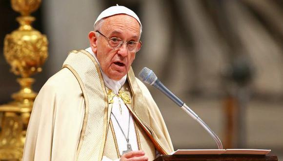 Papa Francisco advierte contra la polarización y los muros