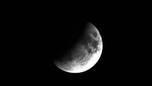 El eclipse de la luna del lobo es la primera de 13 lunas llenas en 2020 (Foto: AP)