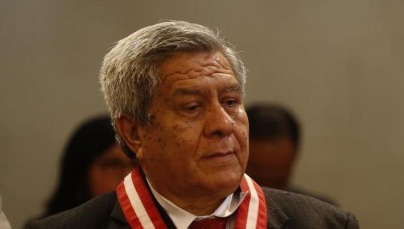 Vicente Walde Jáuregui asumirá como nuevo jefe de la OCMA desde el primer día útil de 2019. (Foto: GEC)