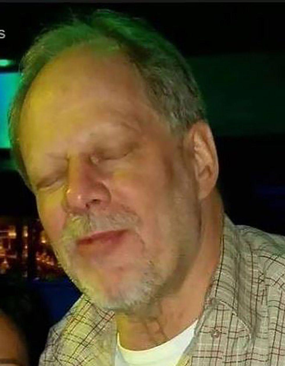 Stephen Paddock mató a 58 personas en el 2017 en Las Vegas. (AFP).