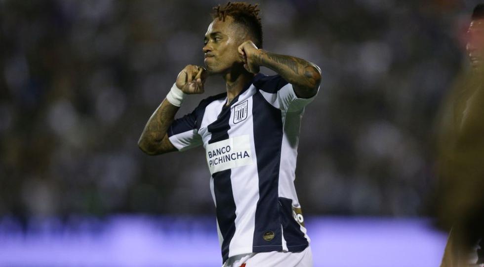 Joazinho Arroé anotó el 1-0 de Alianza Lima sobre Deportivo Municipal el último fin de semana. Fue de chalaca.