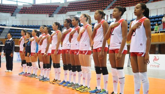 Vóley: Perú cayó en su segundo partido en la Copa Panamericana