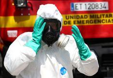 Madrid solicita la ayuda del ejército de España en su lucha contra el coronavirus
