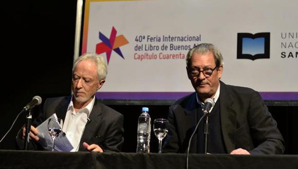 Paul Auster y J.M Coetzee: la crónica de un encuentro esperado