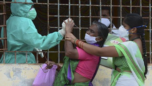 Coronavirus en India | Últimas noticias | Último minuto: reporte de infectados y muertos hoy, lunes 30 de septiembre del 2020 | Covid-19 | (Foto: NOAH SEELAM / AFP).