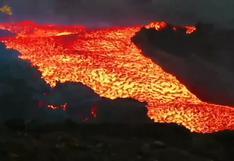 EN VIVO | Ceniza del volcán de La Palma obliga a suspender vuelos en aeropuerto | FOTOS