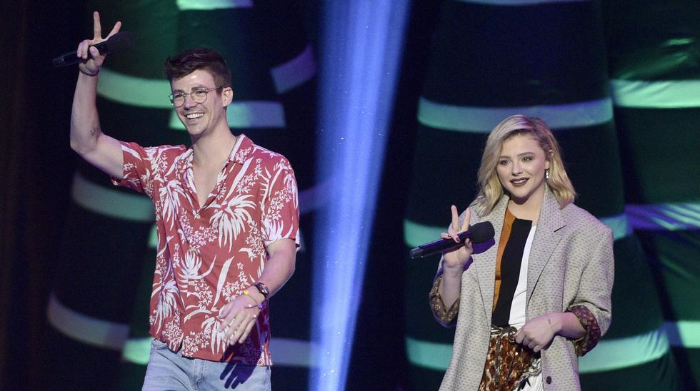 Teen Choice Awards. (Foto: Agencias)