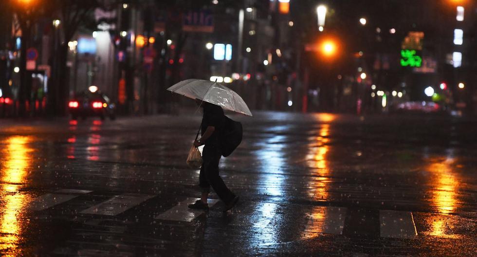 El tifón se desplaza este miércoles hacia el noroeste de las islas Marianas, y según su trayectoria y velocidad, llegará a Japón el sábado. Foto referencial. (AFP)