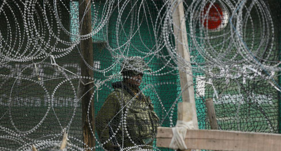 Las tensiones se mantienen en Cachemira. (Foto: AP)