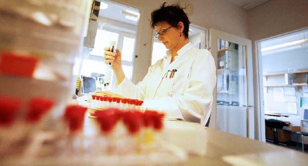 Laboratorios están a punto de sacar al mercado nuevo tratamiento para el cáncer de sangre. (Foto: Bloomberg)