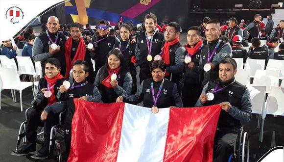 La delegación peruana logró 15 medallas en los Juegos Parapanamericanos Lima 2019, una cifra histórica pero que debe alentar a seguir creciendo. (Foto: ANPPERÚ)