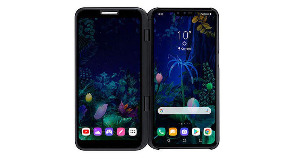 Se publica el listado oficial de celulares LG que actualizarán a Android 10. (Foto: LG)