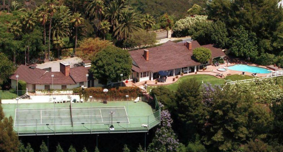 Su casa se encuentra en uno de los barrios más caros de Los Ángeles. (Foto: Portafolio)