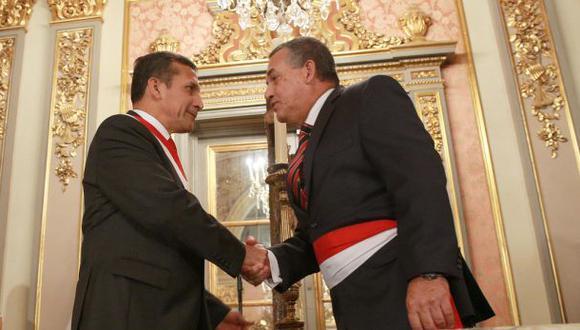 Coinciden en que labor de Urresti ayudó a popularidad de Humala