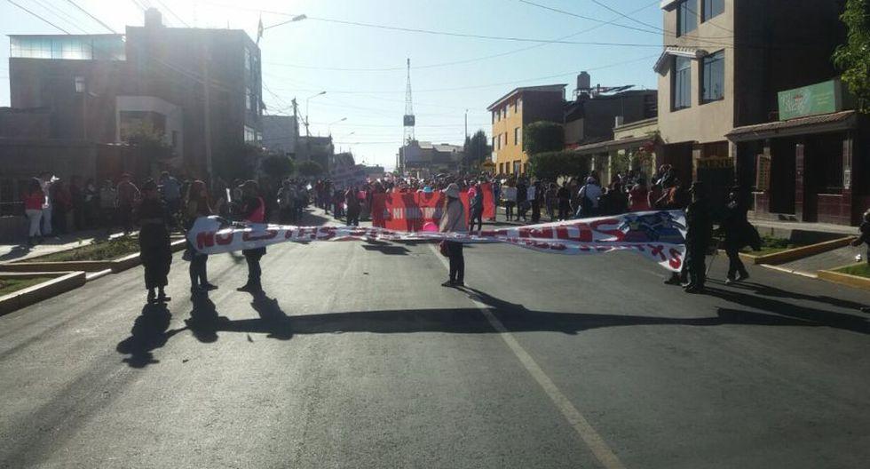 #NiUnaMenos: las movilizaciones en el interior del país [FOTOS] - 9