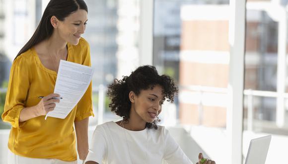 ¿Nuevo trabajo? Cinco formas de sobrevivir a la primera semana