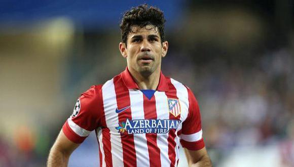 Diego Costa reveló que estuvo cerca de volver al Atlético
