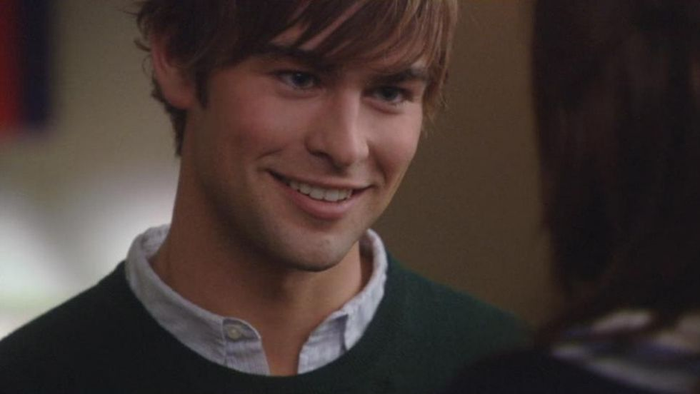 "Chace Crawford interpretaba a Nate Archibald en ""Gossip Girl""(Foto: The CW)"