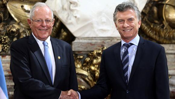 Mauricio Macri cancelaría su viaje a la Cumbre de las Américas si cae PPK. (Reuters).