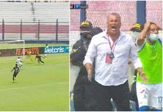 El blooper del año: Kevin Lugo desperdició inmejorable ocasión de gol que provocó peculiar reacción de Butrón | VIDEO