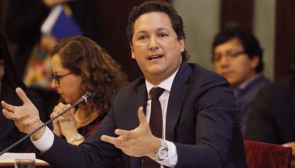 """Salaverry sobre Fujimori: """"En el Congreso el tema está zanjado"""""""
