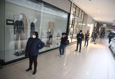 Sector retail recorta sus proyecciones de ventas ante cierre de tiendas en febrero