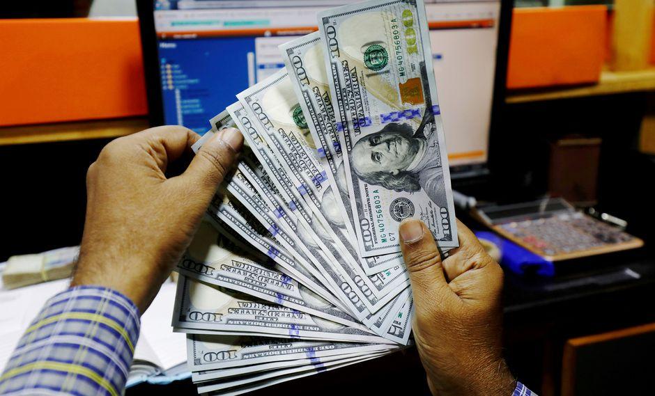 El año pasado el dólar subió un 4.05%. (Foto: Reuters)