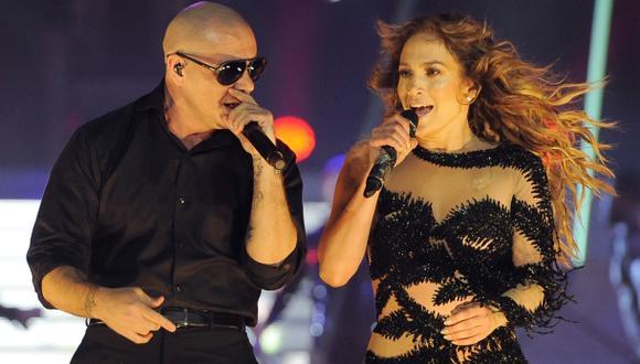 Brasil 2014: Pitbull y Jennifer López preparan canción oficial