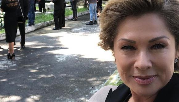 Lety Calderón pide que oren por ella tras dar positivo a COVID-19. (Foto: @letycalderon79)
