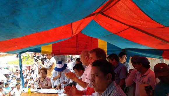 Pichanaki: Gobierno evaluará contrato de Pluspetrol en lote 108