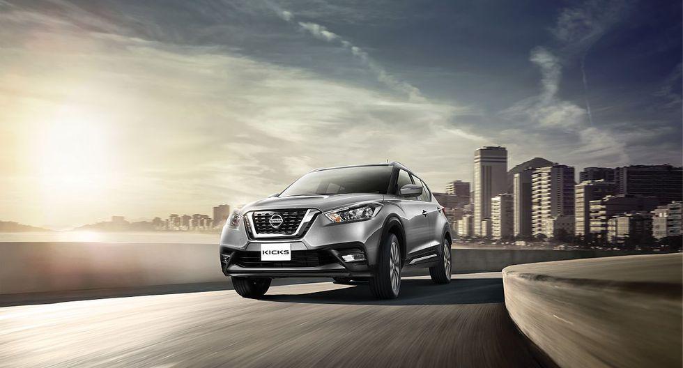 9. Nissan Kicks: 67.741 autos vendidos. (Foto: Difusión)