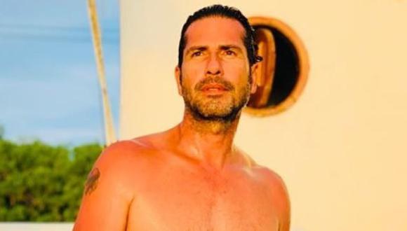 Pernía aún no ha tenido papeles en telenovelas en 2021. (Foto: Gregorio Pernía / Instagram)