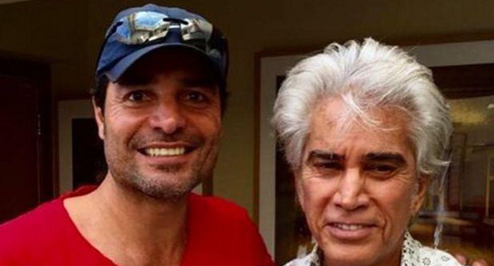 'Puma' Rodríguez reaparece en Instagram junto a Chayanne