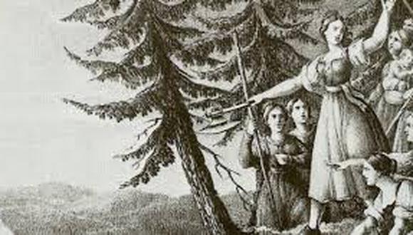 Lagertha era una escudera vikinga noruega que posteriormente se casó con el famoso cacique nórdico Ragnar Lothbrok. (Foto: History)