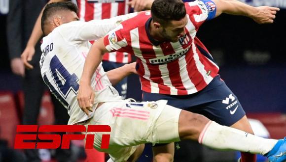 Revisa cómo ver ESPN en vivo, señal internacional que transmite LaLiga Santander 2020-2021.