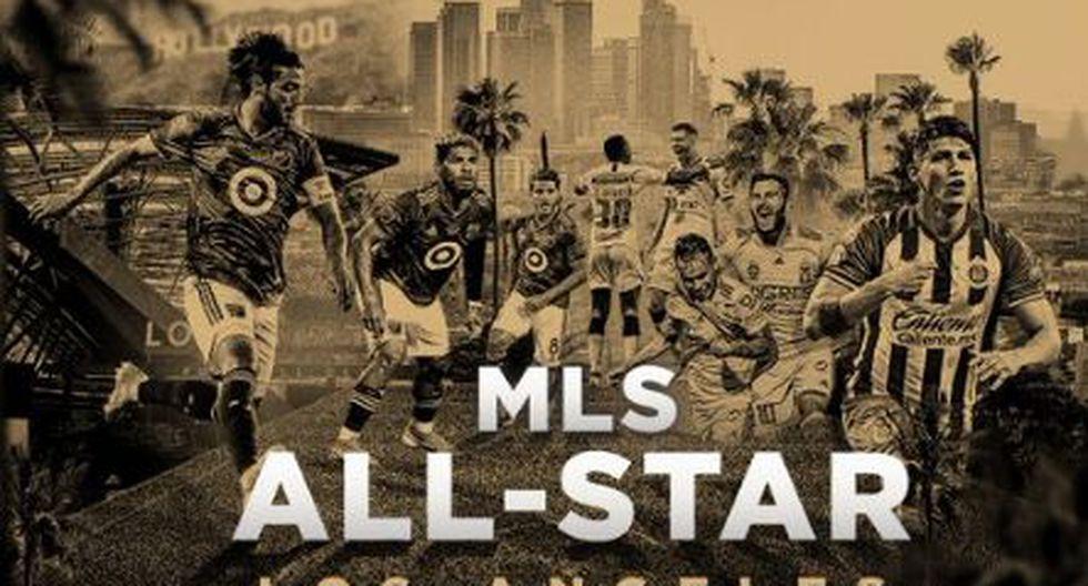 El compromiso se celebrará en conmemoración por los 25 años de la Major League Soccer. (Foto: @MLS)
