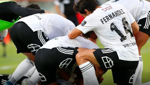 Colo Colo se juega la permanencia en la última jornada del Campeonato Nacional   Foto: Colo Colo