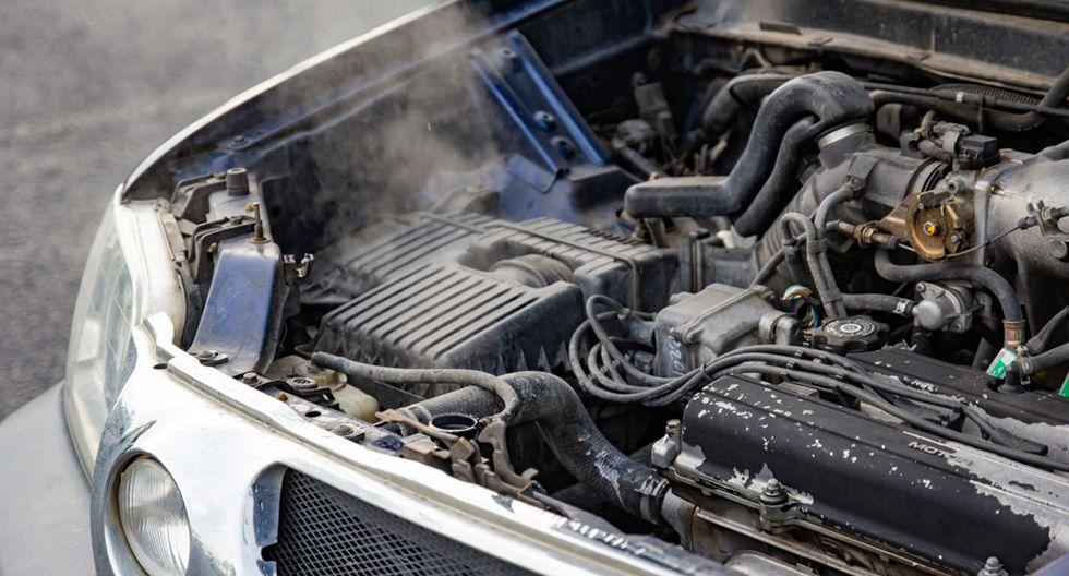 Revisa estos consejos que te serán de gran utilidad, si se sobrecalienta el motor de tu auto. (Foto: Shutterstock)