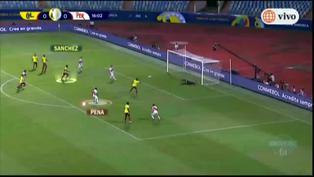 Perú vs. Colombia: Revive el gol de Sergio Peña