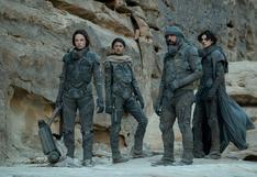 """""""Dune"""": Las primeras impresiones de la película la califican de """"obra maestra"""""""