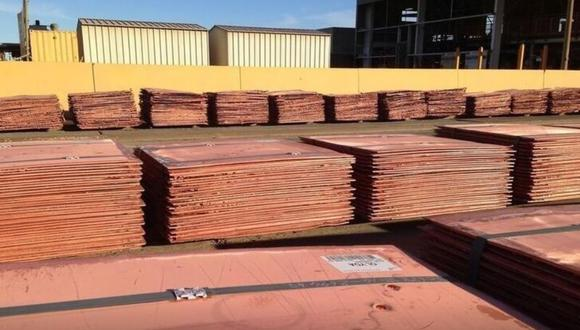 La prima del cobre Yangshan cayó a US$28,50 la tonelada, su nivel más bajo desde febrero de 2016. (Foto: Reuters)