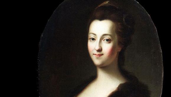 Catalina la Grande (1729-1796), quien llegó al trono en 1762. A los 14 años de edad, Catalina, una princesa alemana, fue elegida para ser la esposa de Pedro III de Rusia. (Getty Images).