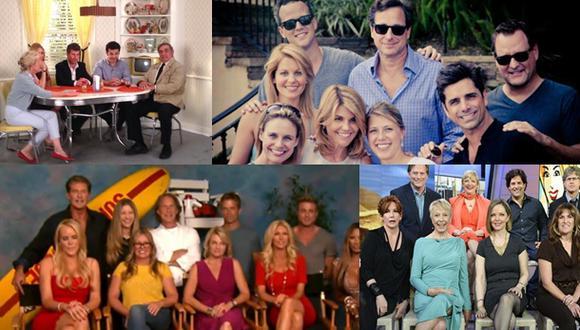 Los reencuentros más recordados de las series de televisión