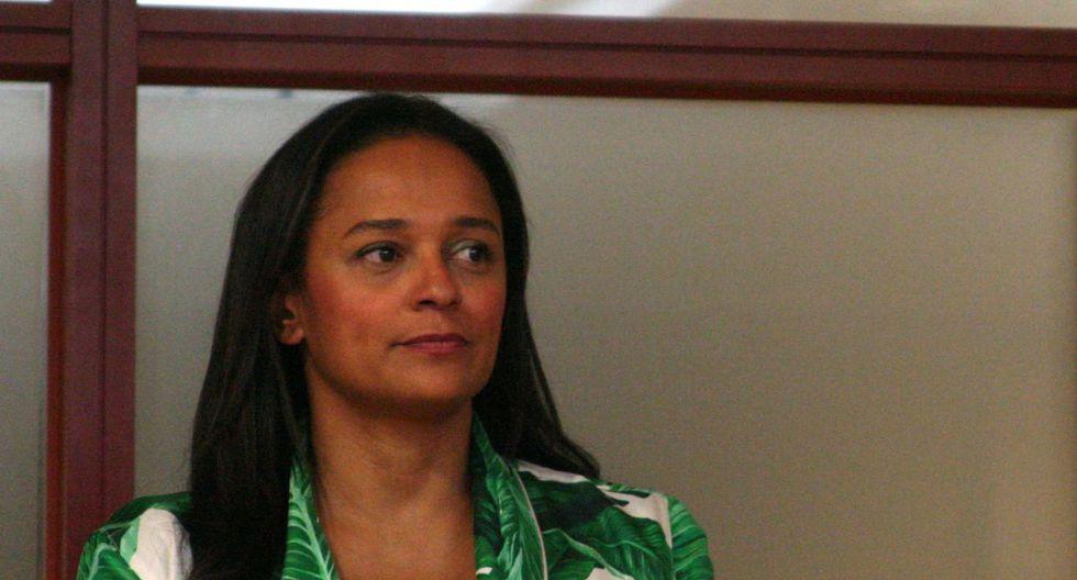 Isabel construyó su fortuna gracias al nepotismo y la corrupción, según una investigación publicado por el Consorcio Internacional de Periodismo de Investigación (ICIJ). (REUTERS)