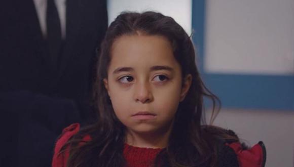 Beren Gökyıldız, la actriz que interpreta a Öykü, es una promesa de la actuación turca (Foto: Mi hija / Med Yapım)